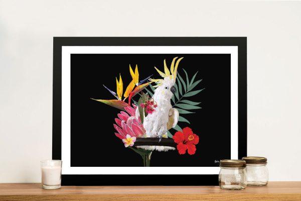 Buy Floral Karin Roberts Canvas Art Online