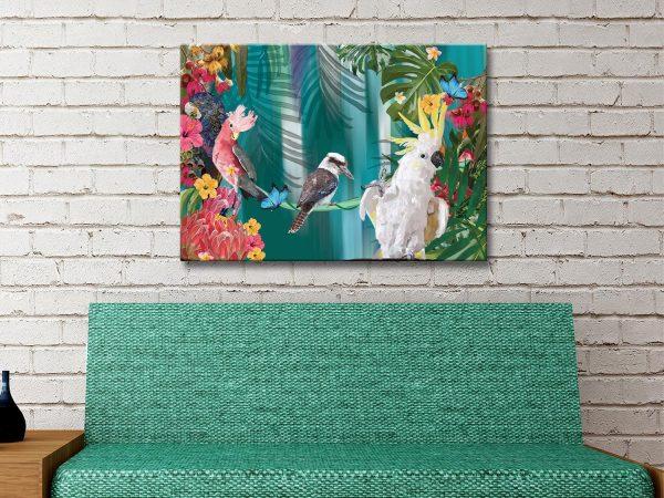 Buy Karin Roberts Australian Birds Artwork