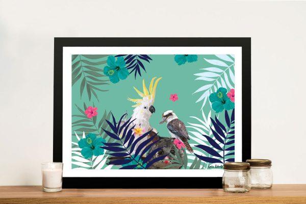 Buy Australian Wildlife Karin Roberts Artwork