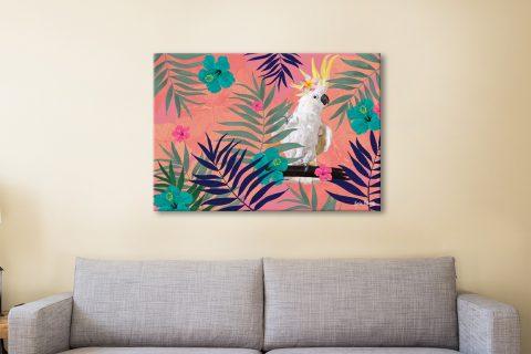 Buy Floral Australian Birds Art Gift Ideas AU