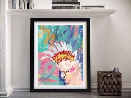 Buy Galah Framed Art by Karin Roberts