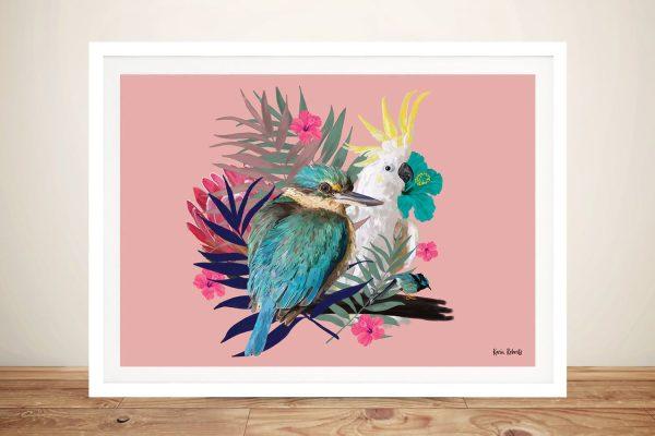 Buy Karin Roberts Modern Prints on Canvas