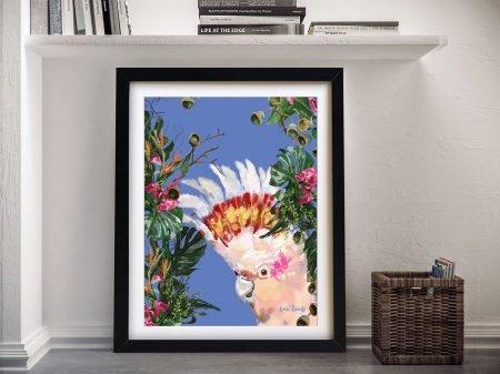 Buy Botanical Galah Karin Roberts Wall Art