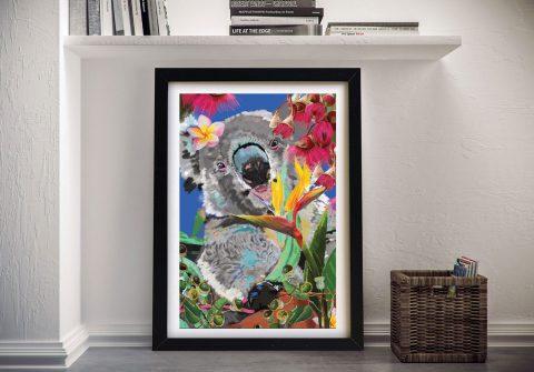 Buy Ready to Hang Koala Canvas Art Online