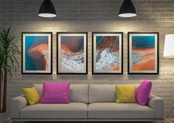 Buy Matt Day Split Panel Art Great Gift Ideas AU