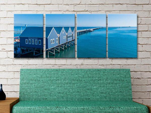 Buy Ready to Hang 4-Panel Matt Day Wall Art