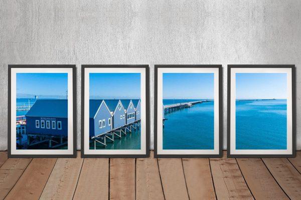 Buy Australian Landscape Split Canvas Art