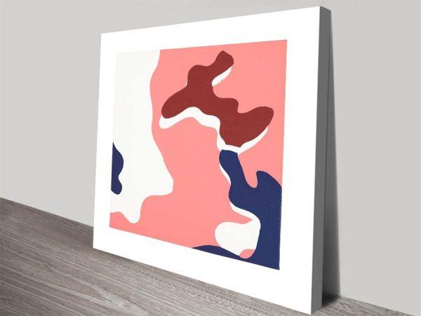 Buy a Warhol Camouflage Framed Print