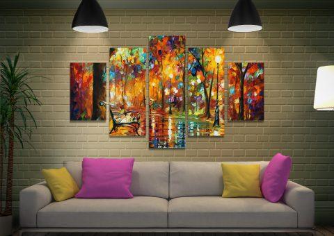 Buy Colorful Night Affordable Afremov Art
