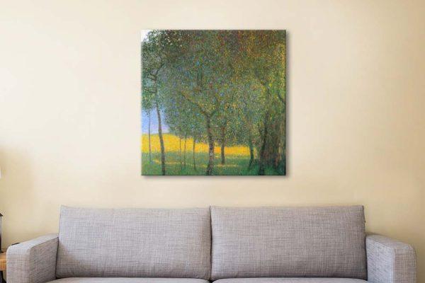 Buy Klimt Prints on Canvas Cheap Online