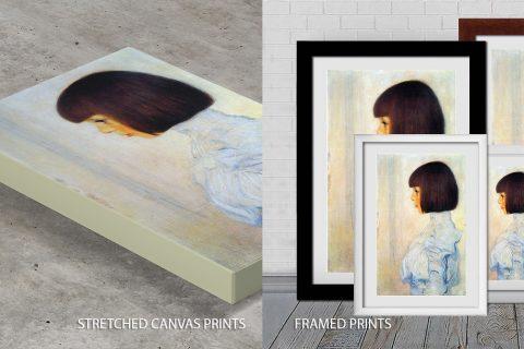 Helene Klimt Quality Print