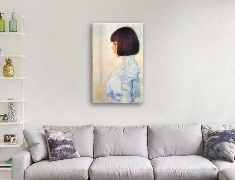 Buy Helene Klimt Classic Wall Art Gift Ideas AU
