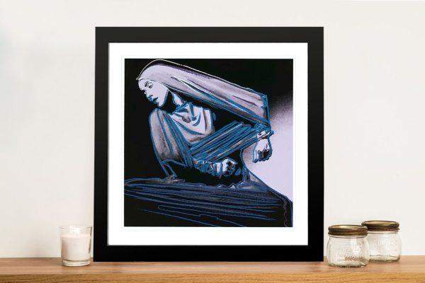 Buy Ready to Hang Warhol Canvas Prints