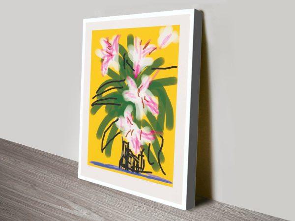 Buy Affordable Hockney Pop Art Prints Online