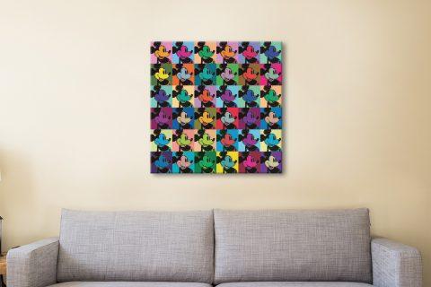 Buy Mickey Warhol Art Great Gift Ideas Online