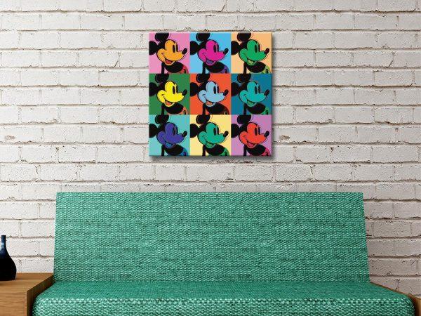 Buy Andy Warhol Retro Pop Art Gift Ideas AU