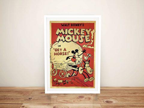 Buy Affordable Disney Poster Prints Online