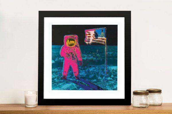 Buy Warhol Moonwalk Wall Art Gift Ideas AU