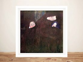 Buy Mother with Children Framed Art