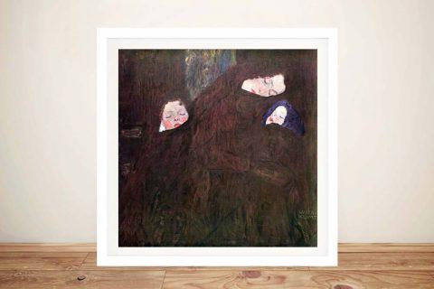 Buy Mother with Children Framed Art