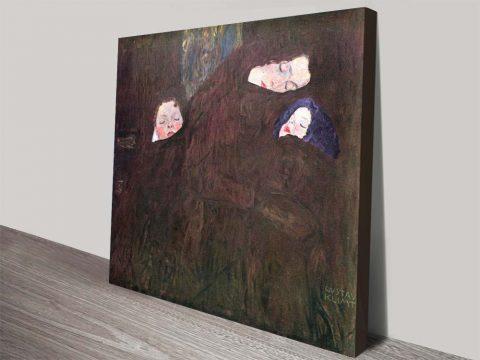 Buy Affordable Klimt Art Prints Great Gifts AU