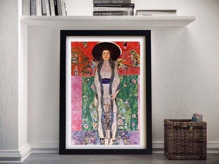 Buy a Framed Portrait of Adele Bloch-Bauer