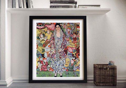 Get Affordable Klimt Golden Phase Art Online