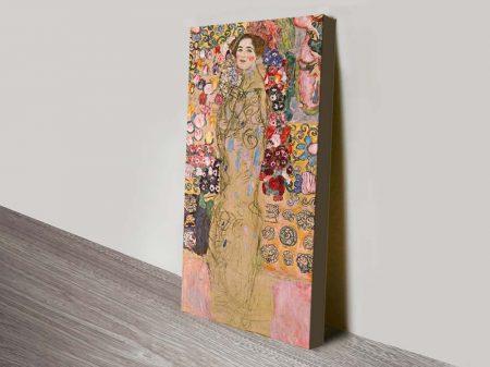 Buy a Klimt Portrait Print of Maria Munk