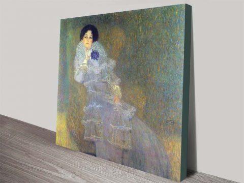 Buy Portrait of Marie Henneberg Classic Art