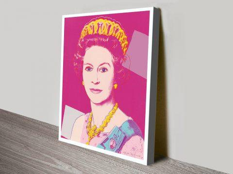 Buy Queen Elizabeth Pop Art Great Gift Ideas AU