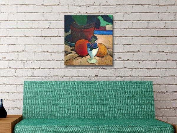 Buy Still Life with Lemon Orange & Tomato Art