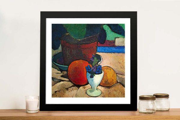 Buy Colourful Still Life Classic Wall Art Prints