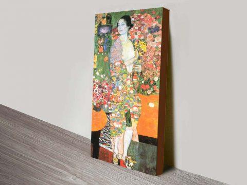 Buy The Dancer by Klimt Great Gift Ideas Online