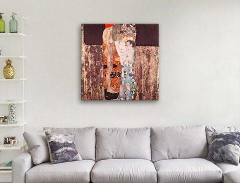 Buy Klimt Symbolism Wall Art Gift Ideas AU