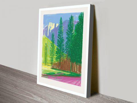 Buy Hockney Electronic Pop Art Prints Online
