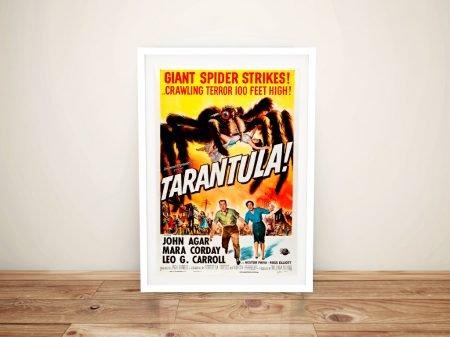 Tarantula Framed Film Poster Print