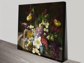 Buy a Print of Blumenstilleben Classic Art