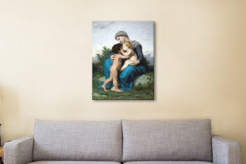 Buy High-Quality Bouguereau Wall Art