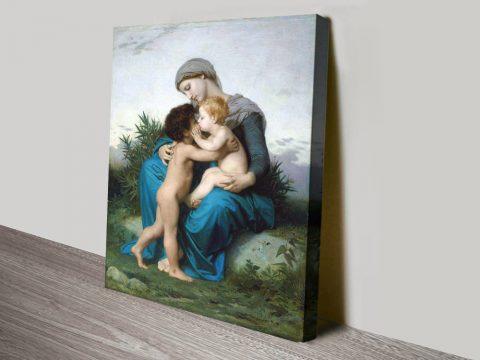 Buy Fraternal Love Ready to Hang Artwork