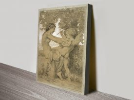 Buy Loves Resistance Bouguereau Classic Art