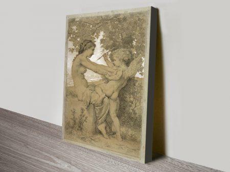 Buy Loves Resistance Bouguereau Classic Art