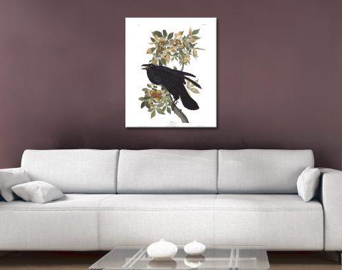 Audubon Wild Birds Prints Canvas Wall Art