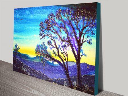 Buy Starshine Linda Callaghan Wall Art