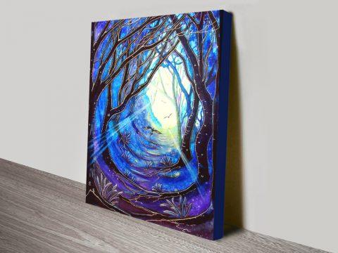 Buy Through Darkness Linda Callaghan Wall Art