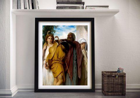 Buy Framed Prints of Classic Famous Art