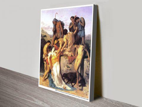 Buy Zenobia Affordable Classic Art Prints