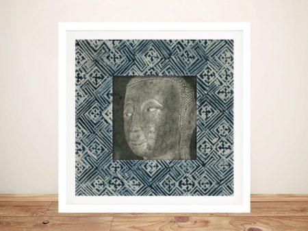 Moment of Zen 2 Framed Print on Canvas