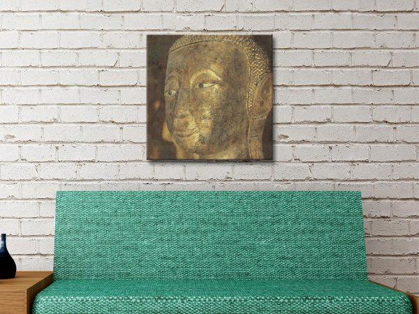 Moment of Zen 3 High-Quality Canvas Prints AU