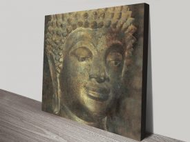 Moment of Zen 4 Buddha Wall Art