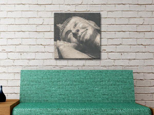 Affordable Buddha Prints on Canvas Gift Ideas AU